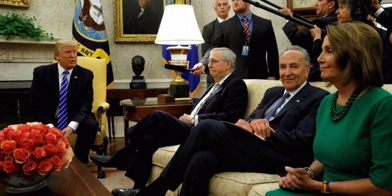can congress come together for government shutdown