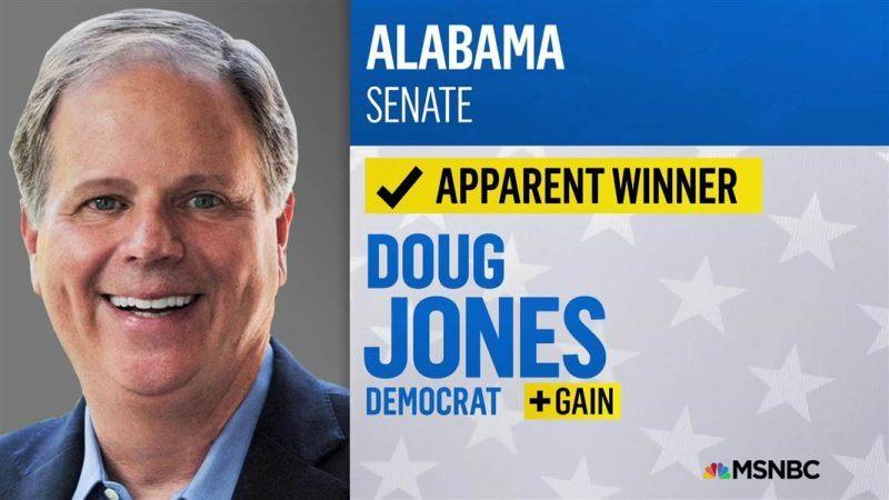 doug jones win alabama senate seat vs roy moore 2017