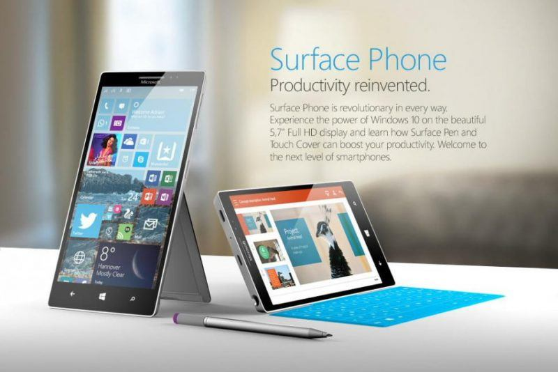 microsoft not giving up on surface phone 2017