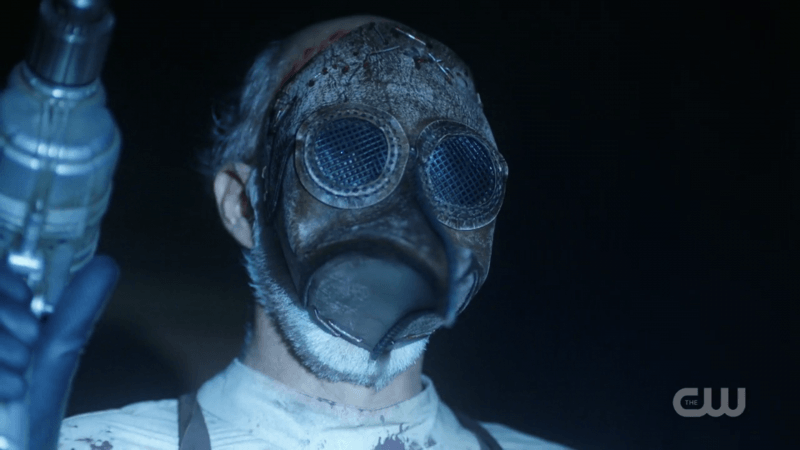 supernatural 1305 scary mask guy