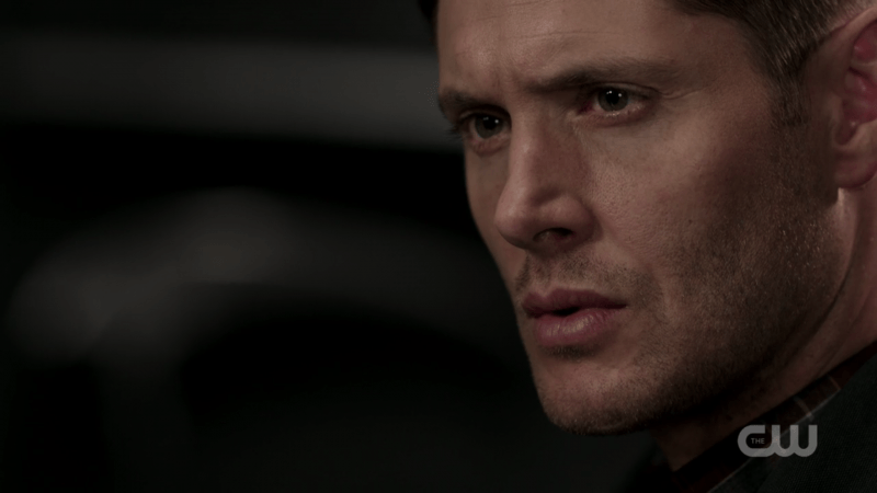 dean winchester jensen ackles close up supernatural 1305