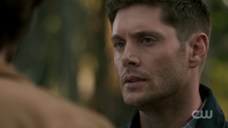 supernatural 1305 end with dean and sam winchester