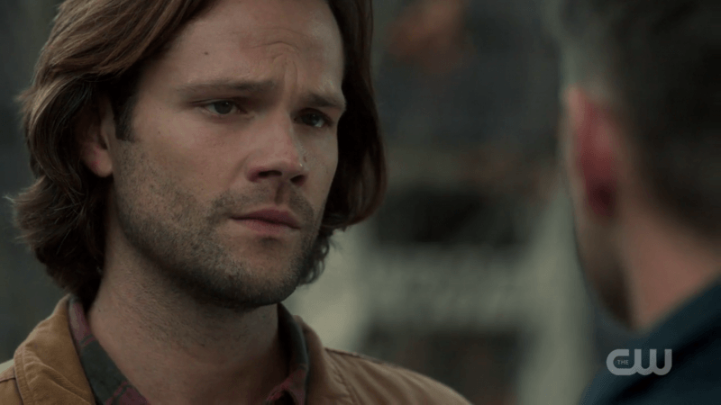 sam winchester needs a supernatural win