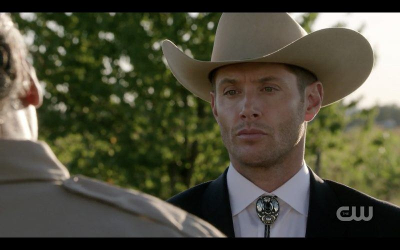 dean winchester working supernatural western bulge for eric