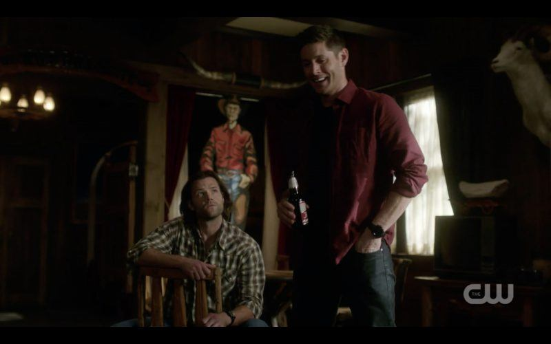 dean sam jack talking about dave athena boyfriend supernatural