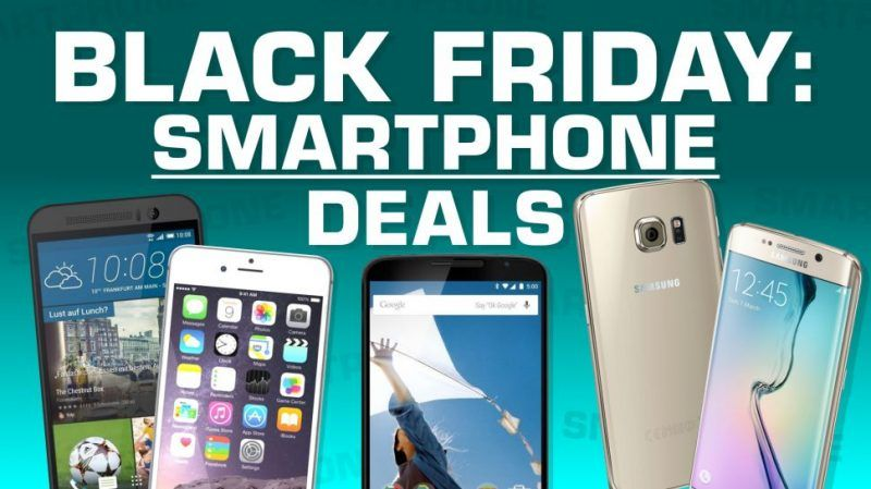 2017 hot black friday smartphone deals