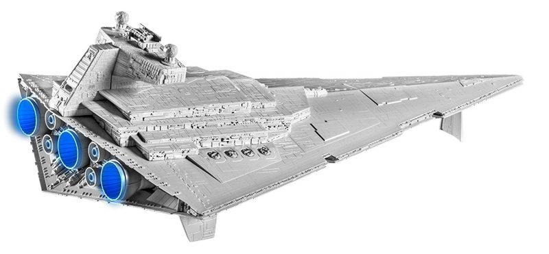 Revell SnapTite Build & Play Imperial Star Destroyer Building Kit 2017 hot holiday geek gifts