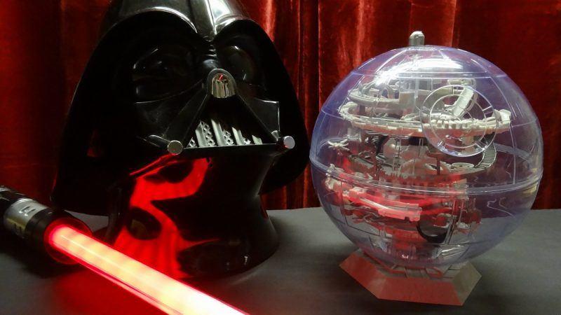 Perplexus Star Wars Death Star 2017 hot holiday geek gift toys