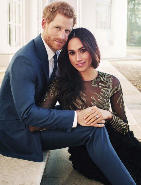 meghan markle prince harry official engagement photos hit 2017