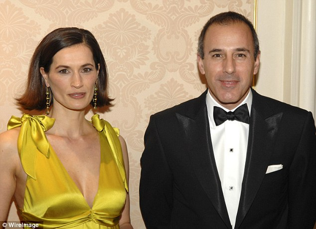 matt lauer wife getting expensive lawyer
